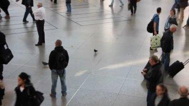 Hauptbahnhof München — Stock Video