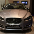 JAGUAR - XF - Stock Photo