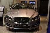 JAGUAR - XF — Stock Photo
