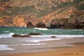 Playa cerrada — Foto de Stock
