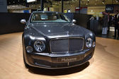 BENTLEY MULSANNE — Stock Photo