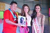 Miss Daliao Miss Photogenic 2014 — Stock Photo