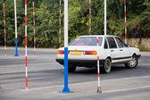 中国の運転免許試験 — ストック写真