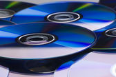 Compact disc — Foto Stock
