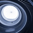 Abstract spiral staircase — Stock Photo #18963175