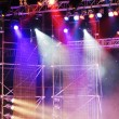 Stock Photo: Stage lights