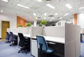 Modern office interior — Stockfoto