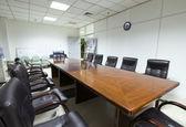 Boardroom — Stock Photo