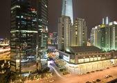 Night Scene of Beijing — Stock Photo
