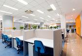 Local de trabalho de escritório — Foto Stock