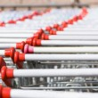 Shopping cart — Foto de stock #24484649