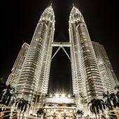 KLCC in Kuala Lumpur, Malaysia — Stock Photo