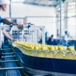 Drinks production plant in China — Stock Photo #39226789