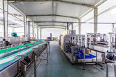 Drinks production plant in China — Stock Photo