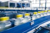 Dranken-fabriek in China — Stockfoto