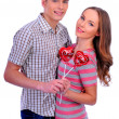 Royalty-Free Stock Photo: Valentine\'s Day