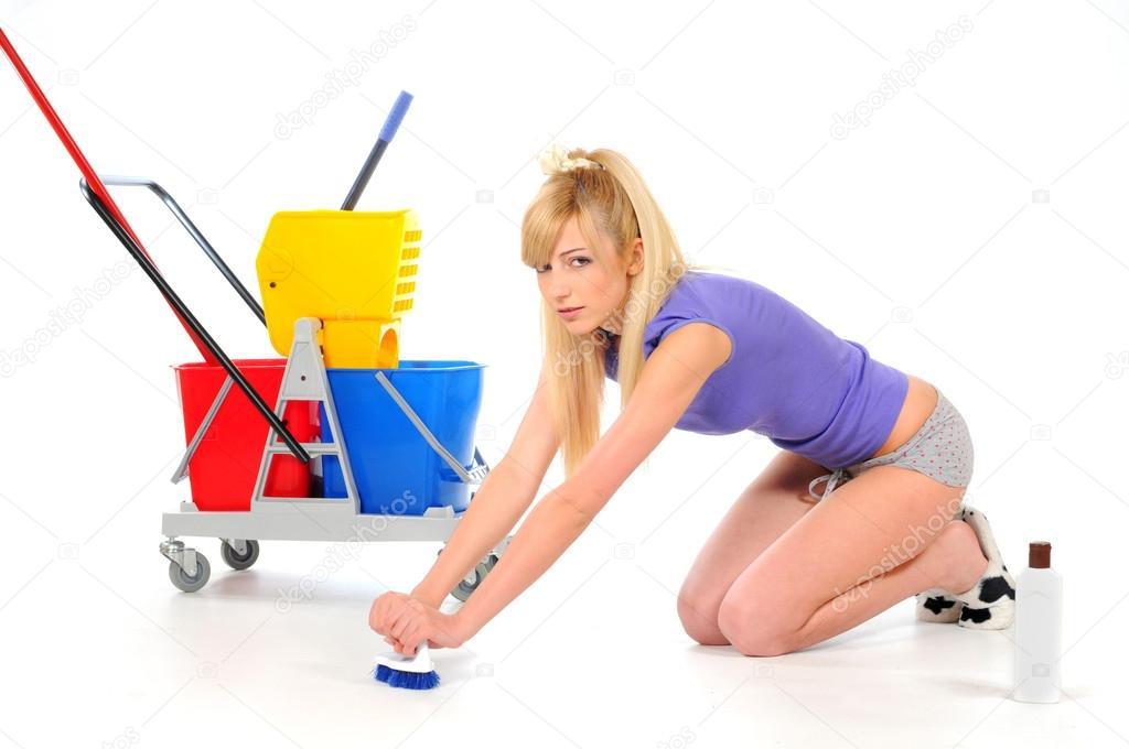 donna delle pulizie porno incontri di sesso