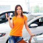 Car Sales — Stock Photo #28512937