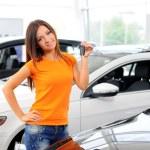 Car Sales — Stock Photo #28512945