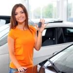 Car Sales — Stock Photo #28512959