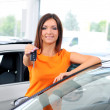 Car Sales — Stock Photo #28512975