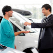 Car Sales — Stock Photo #28513041