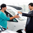 Car Sales — Stock Photo #28513043