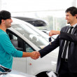 Car Sales — Stock Photo #28513045