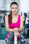 Fitness Woman — Foto de Stock