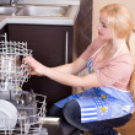 Kitchen Woman — Stock Photo #34994835