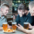 Stock Photo: Beer Pub