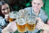 Beer Pub — Stock Photo