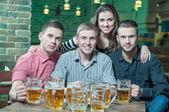 Beer Pub — Stock Photo