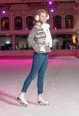 Ice Skating — Stock Photo