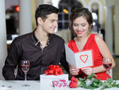 Love. Valentines Day — Stock Photo