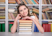 Library — Stock Photo