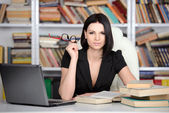 Business woman — Stockfoto
