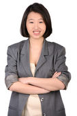 Business Asian Women — Stock Photo