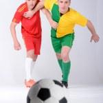 Soccer — Stock Photo #47695453