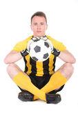Soccer — Stockfoto