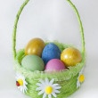 Easter eggs — Stock Photo #23267836
