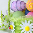Easter eggs — Stock Photo #23267852