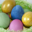 Easter eggs — Stock Photo #23267854
