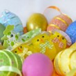Easter eggs — Stock Photo #23267866