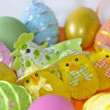 Easter eggs — Stock Photo #23267868