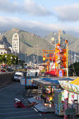 Carnival 2014 in Santa Cruz de Tenerife — Stock Photo