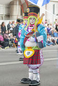 Santa Cruz de Tenerife  Carnival 2014 — Stock Photo