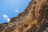 Black sand volcanic beach. Tenerife Island — Stock Photo