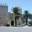 Fort in Alcudia old town — Stock Photo #12506147