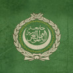 Grunge Flag of the Arab League — Stock Photo #13749419